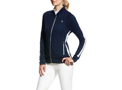 Aiken Full Zip Jacket - Navy