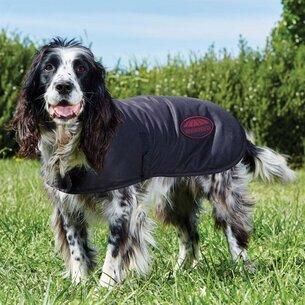 Waxed Dog Coat