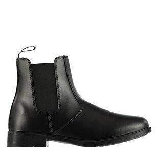 Aspen Mens Jodphur Boots - Black