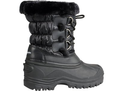 Laced Mucker Boots