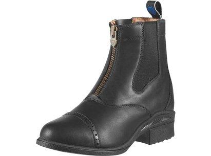 Devon Pro VX Ladies Paddock Boots - Black