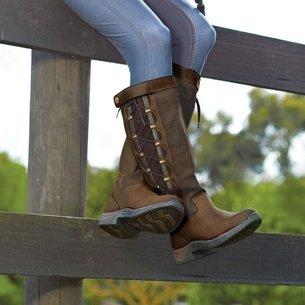 Pinnacle Boots - Chocolate