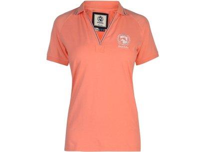 Ladies Fashion Polo Shirt