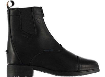 Bromont Pro Zip Paddock H20 Insulated Ladies Boots - Black