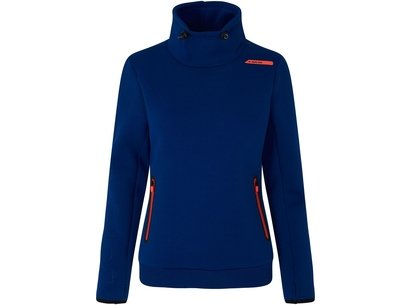 Halie Ladies Sweater - Solalite Blue