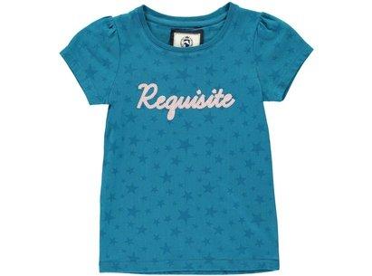 Girls Star T Shirt
