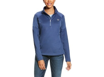 Ladies Tolt Half Zip Fleece