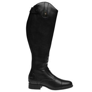 Heritage Contour II Field Zip Ladies Riding Boots - Black