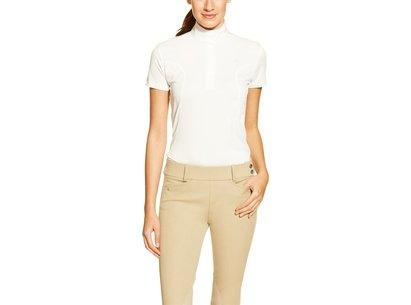 Aptos Ladies Show Shirt - White