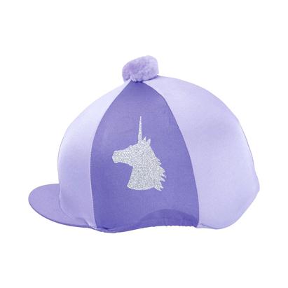Unicorn Glitter Hat Cover