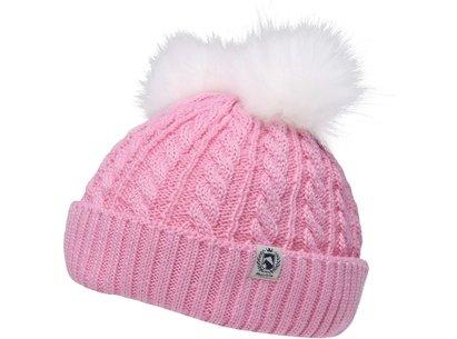 Two Pom Junior Girls Hat