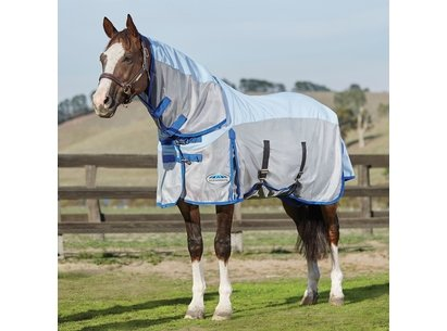 ComFiTec 600D Mesh Combo Neck 0g Fly Rug