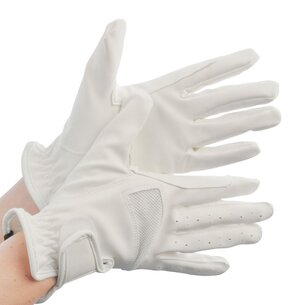 Bicton Competition Glove - White