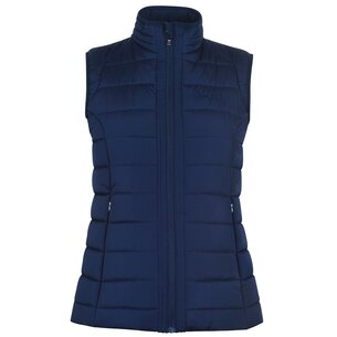 Light Weight Technical Ladies Gilet - Navy