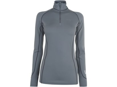 Ladies Performance Shirt - Brushed Steel