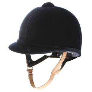 Charles Owen XP Show Jumping Hat Juniors