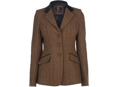 Shires Aubrion Saratoga Jacket - Brown