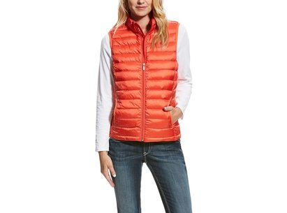 Ariat Ladies Ideal Down Vest