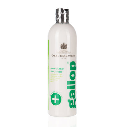 Carr Day Martin Gallop Medicated Shampoo