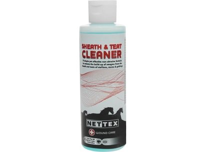 Sheath and Teat Cleaner