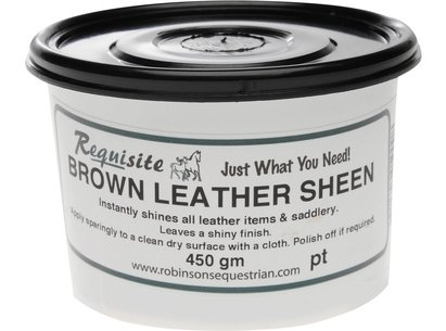 Requisite Leather Sheen