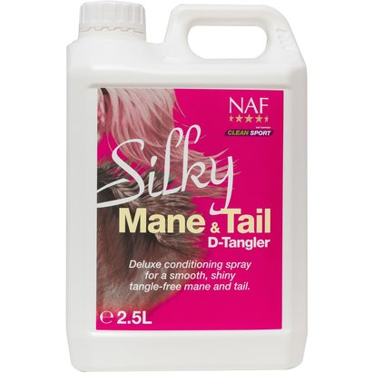 NAF Silky Mane And Tail D Tangler Refill 2.5L