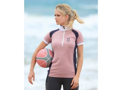 Horseware Eda Sporty Tech Polo Ladies
