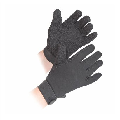 Shires Newbury Gloves - Black