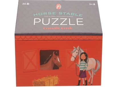 Platinum Creek Horse Stable Floor Puzzle