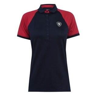 Ariat Team 3.0 Ladies Polo - Team