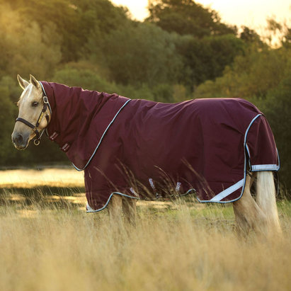 Rambo Duo 100g Turnout Rug With 300g Liner