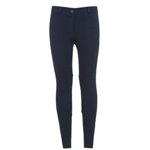 Requisite Classic Girls Jodhpurs - Navy