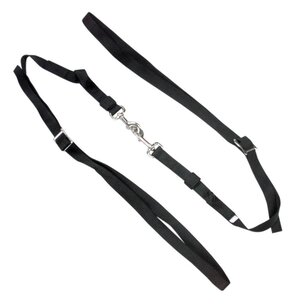 Kincade Elastic Nylon Side Reins with Slide Buckle