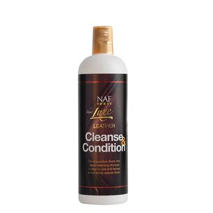 NAF Sheer Luxe Leather Cleanse Condition Spray