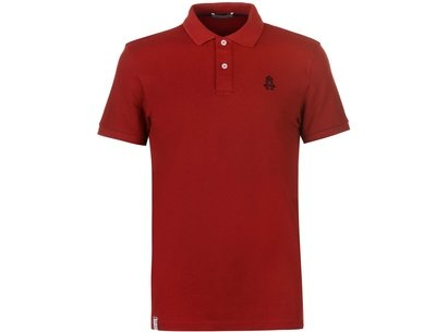 Hurlingham Polo 1875 Essential Polo Shirt Mens