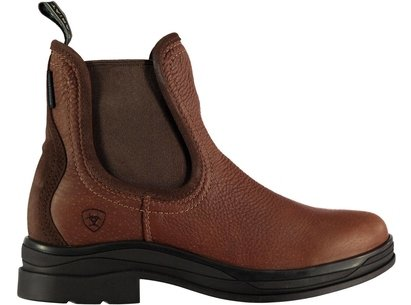 Ariat Keswick Waterproof Ladies Boot - Brick