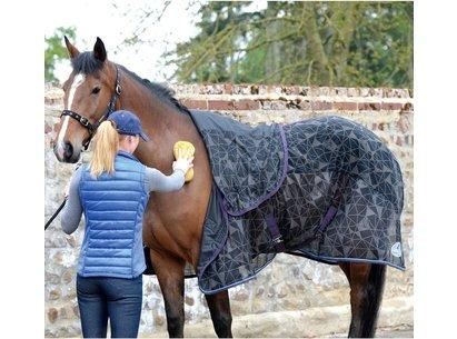 Masta Pony Fleece Mesh Rug