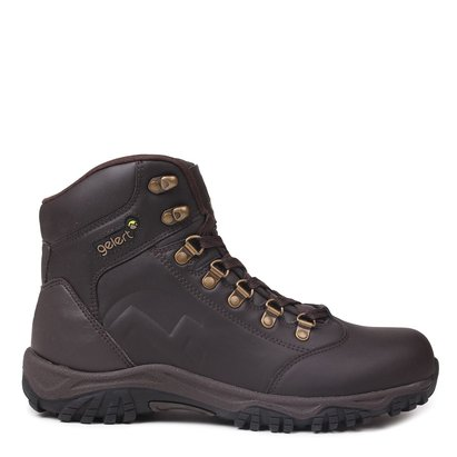 Gelert Leather Mens Walking Boots