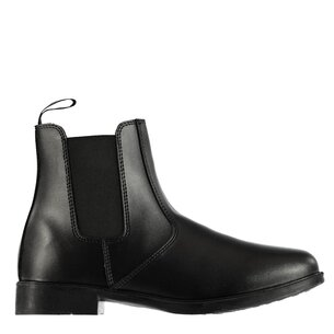 Requisite Aspen Mens Jodphur Boots - Black