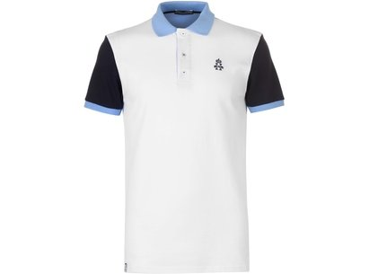 Hurlingham Polo 1875 Essential Contract Polo Shirt Mens