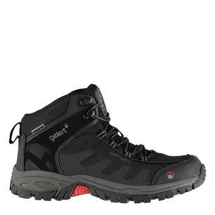 Gelert Softshell Mid Mens Walking Boots