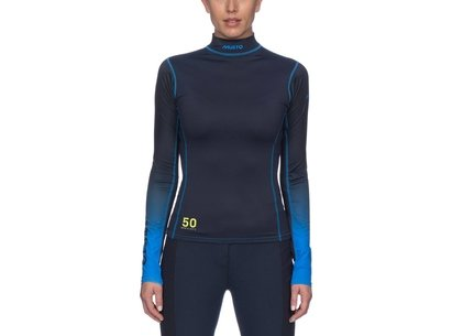 Musto UV Long Sleeve T Shirt Ladies