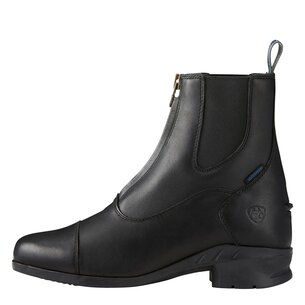 Ariat Heritage IV Zip H20 Ladies Paddock Boots Black