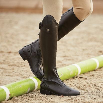 Dublin Ladies Galtymore Field Boots - Black