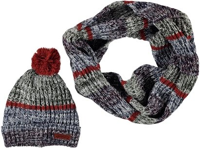 Horseware Knitted Hat and Snood Ladies
