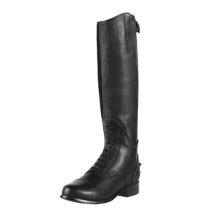 Ariat Bromont H20 Tall Junior Riding Boots - Black