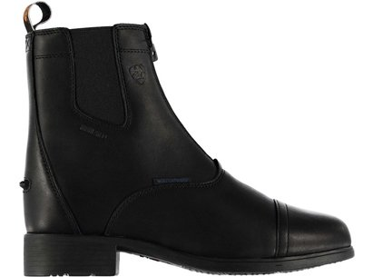 Ariat Bromont Pro Zip Paddock H20 Insulated Black
