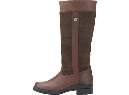 Ariat Windermere Ladies Country Boot - Dark Brown