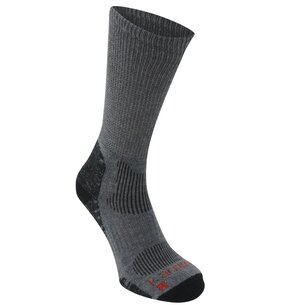 Karrimor Merino Fibre Lightweight Walking Socks Mens