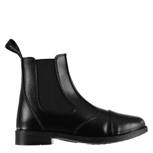 Requisite Aspen Ladies Jodhpur Boots - Black
